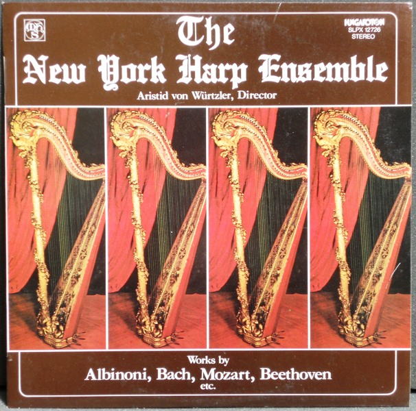The New York Harp Ensemble