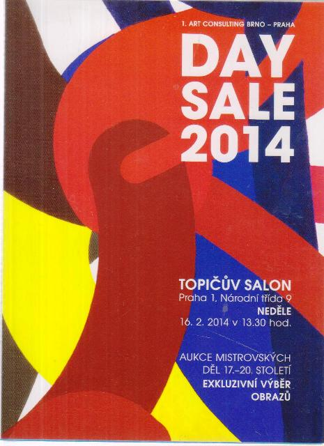 Day Sale 2014 - Topičův salon