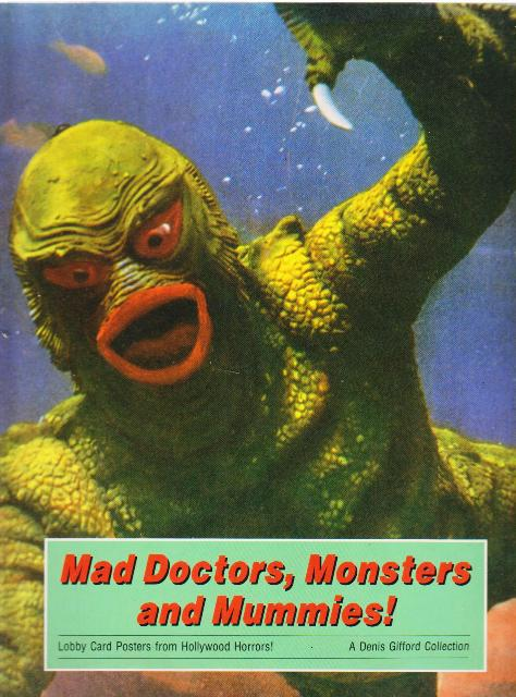 Mad Doctors, Monsters and Mummies!