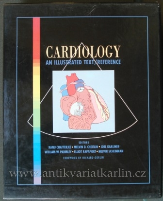 Cardiology: an illustrated text,reference