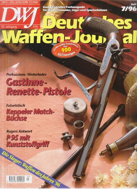 Deutches Waffen - German Weapons Journal (ročník 32, číslo 7)